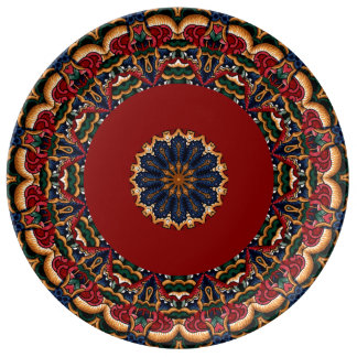 Plates in Decorative Italian Majolica/Talavera