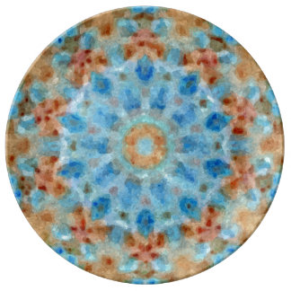 Plates, Porcelain k-006b Plate