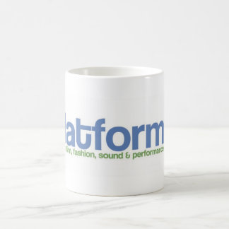 Platform Art Coffee Mug