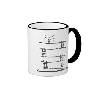 Platform Game Coffee Mugs