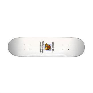 platform shoes skateboard decks