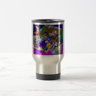 platform stainless steel travel mug
