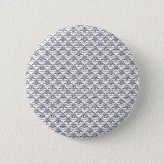 Platinum Diamond Ring 6 Cm Round Badge