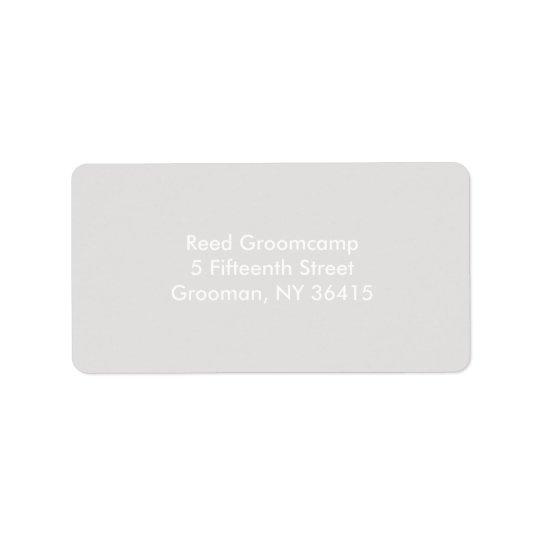 Platinum Label