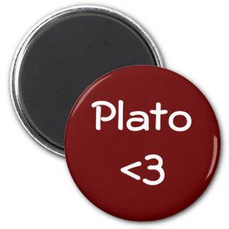 Plato love magnet