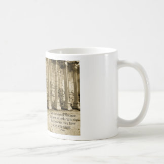 Plato philosophy quote about fools and wisdom coffee mug