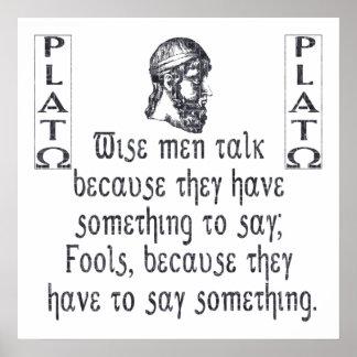 Plato Print