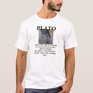 PLATO QUOTE - SHIRT
