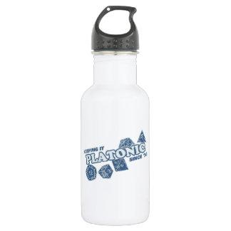 Platonic Love SInce 74 532 Ml Water Bottle
