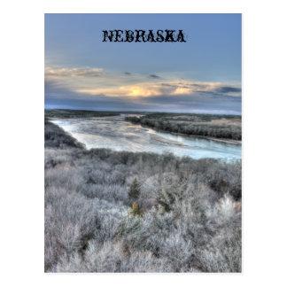 Platte River State Park, Nebraska Postcard