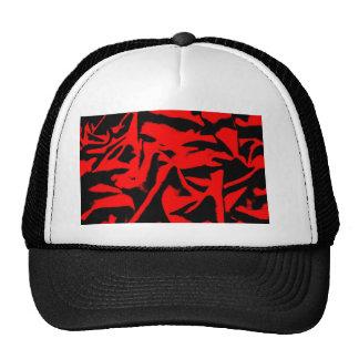 Plattern Trucker Hats
