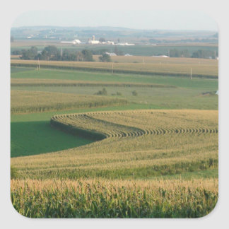 Platteville Wisconsin Farm Stickers