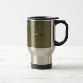 PLATYPUS EUNGELLA NATIONAL PARK AUSTRALIA TRAVEL MUG