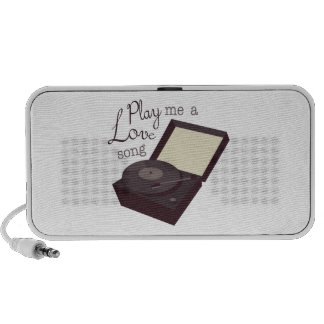 Play A Love Song Mini Speakers