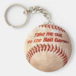Play Ball Key Chains