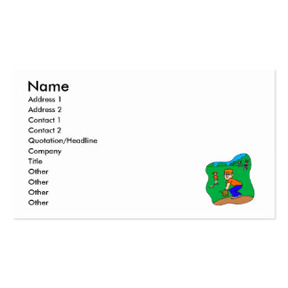 play ball pack of standard business cards