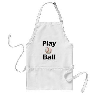 Play Ball Standard Apron