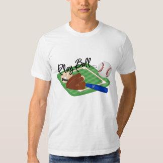 Play Ball Tshirt