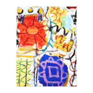 Play Gallery Wrap Canvas