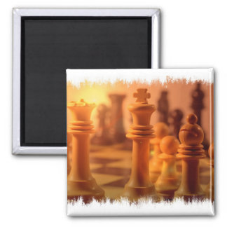 Play Chess Magnet