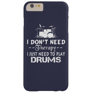 PLAY DRUMS BARELY THERE iPhone 6 PLUS CASE