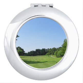 Play Golf Compact Mirrors