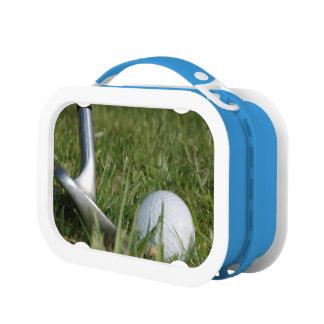 Play Golf Yubo Lunch Box