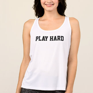 Play Hard Collection Tank Top
