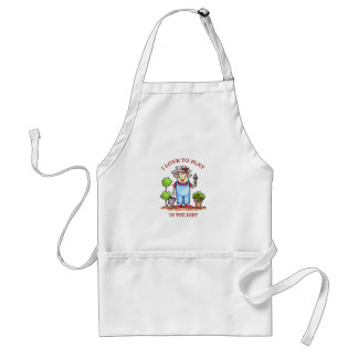 PLAY IN THE DIRT STANDARD APRON