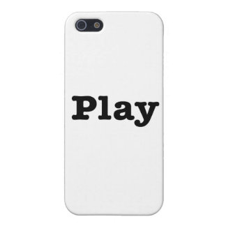 Play Covers For iPhone 5