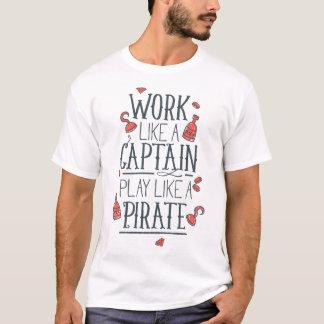 Play like a Pirate T-Shirt