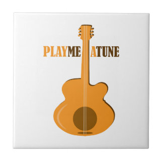 Play Me A Tune Ceramic Tiles
