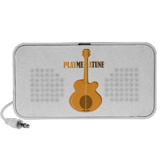 Play Me A Tune Travelling Speakers