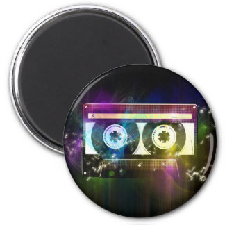 Play Music | Hipster Gifts 6 Cm Round Magnet