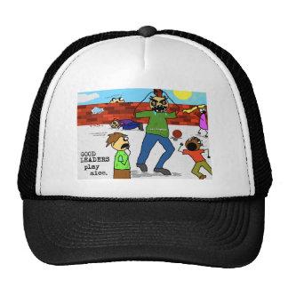 Play Nice Cartoon Cap
