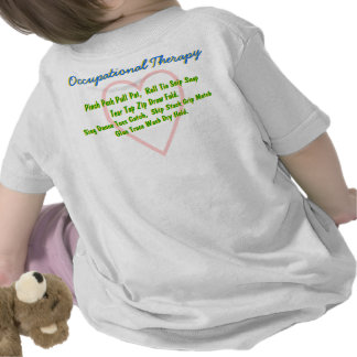 PLAY Occupational Therapy Tee Shirts