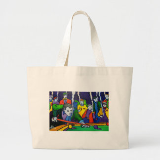 Play Pool by Piliero Canvas Bag