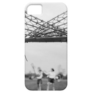 Play starts in a lacrosse team with the draw.Two iPhone 5 Cases