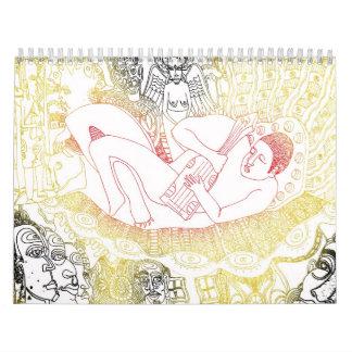 play that soft soul music calendar