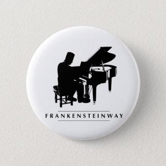 Play the Frankensteinway! 6 Cm Round Badge