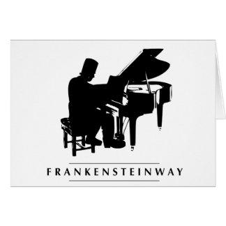 Play the Frankensteinway! Card