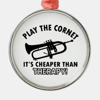 Play the   trumpet christmas tree ornaments