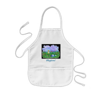 Play Time! Aprons