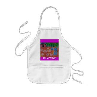 Play Time - Apron - Kids