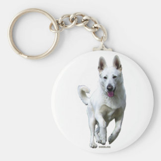 Play Time Basic Round Button Key Ring