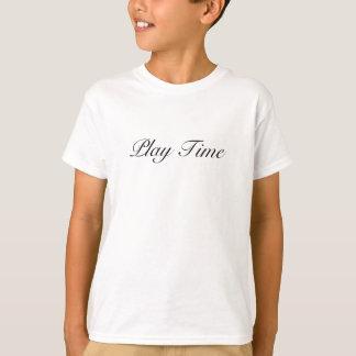 Play Time - Summer Kids Short T-shit T-Shirt