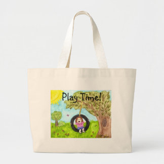 Play Time! Tote Bag