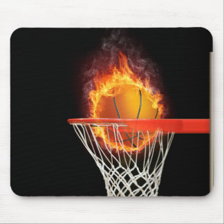 PLAY TO WIN Basketball | Sport Gif Mouse Mat