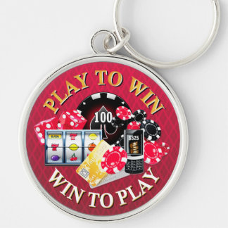 Play To Win Keychain Options