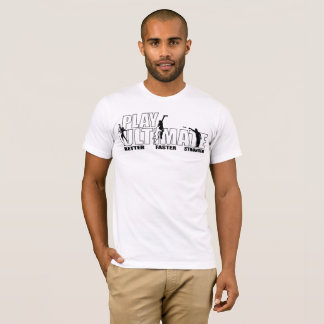 Play Ultimate: Better, Faster, Stronger T-Shirt